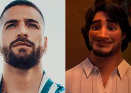 """Maluma é confirmado no elenco de """"Encanto"""", próxima animação da Disney"""