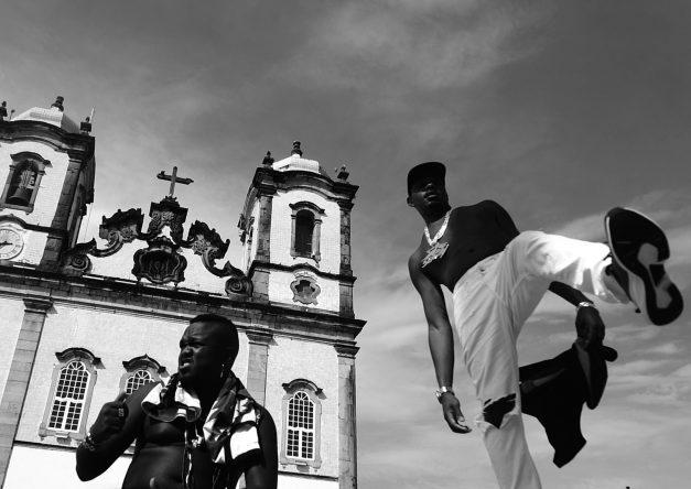 O clipe foi gravado em Salvador, Bahia (Cartaxo / Divulgação)