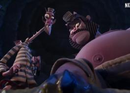 """""""Wendell & Wild"""", animação do diretor de """"Coraline"""" e """"O Estranho Mundo de Jack"""", ganha divertido teaser"""
