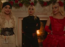"""Vanessa Hudgens retorna como Stacy, Margaret e Fiona no trailer de """"A Princesa e a Plebeia 3"""""""