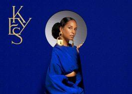 """Alicia Keys revela capa de """"KEYS"""", álbum duplo previsto para dezembro"""