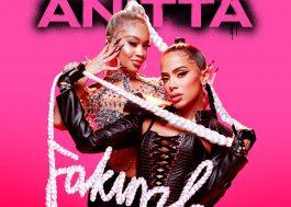 """Anitta e Saweetie se jogam no funk carioca em novo single; ouça """"Faking Love"""""""