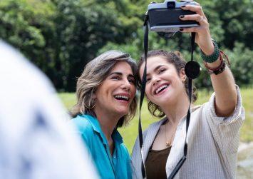 Gloria Pires + Maisa