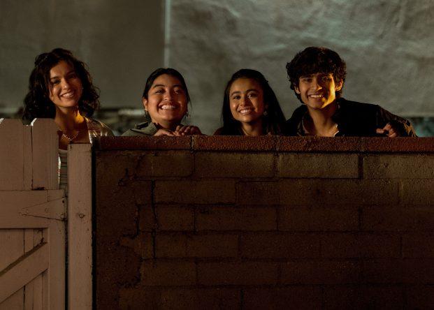 O novo quarteto aparece na última temporada da série original (Netflix / Divulgação)