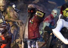 """""""Marvel's Guardians of the Galaxy"""" já está disponível para PC e consoles; assista ao trailer de estreia"""
