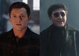 """""""Homem-Aranha: Sem Volta Para Casa"""" ganha novas imagens com Tom Holland e Alfred Molina"""