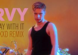 "HRVY lança remix com Indigo Kxd; ouça ""Runaway With It"""