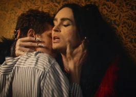 """Clipe: Johnny Hooker barbariza a noite com romance proibido em """"Amante de Aluguel"""