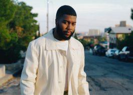 """Khalid mergulha no R&B com single inédito; ouça """"Present"""""""