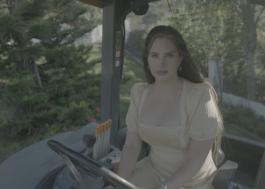 "Lana Del Rey libera clipe melancólico da faixa ""Blue Banisters"""