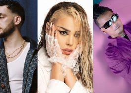 C. Tangana, Danna Paola e Ozuna são confirmados como atrações musicais do Latin Grammy