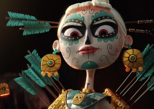 A animação chega à Netflix em 22 de outubro (Reprodução / YouTube)