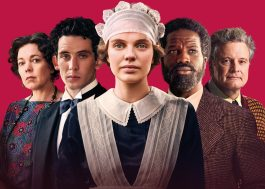 "Olivia Colman, Josh O'Connor, Colin Firth e mais estampam cartaz de ""Mothering Sunday"""