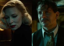 """Cate Blanchett e Bradley Cooper ganham destaque em nova imagem de """"O Beco do Pesadelo"""""""