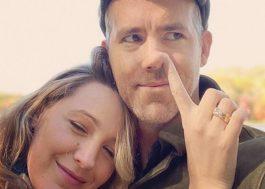 Ryan Reynolds anuncia período sabático e Blake Lively faz piada