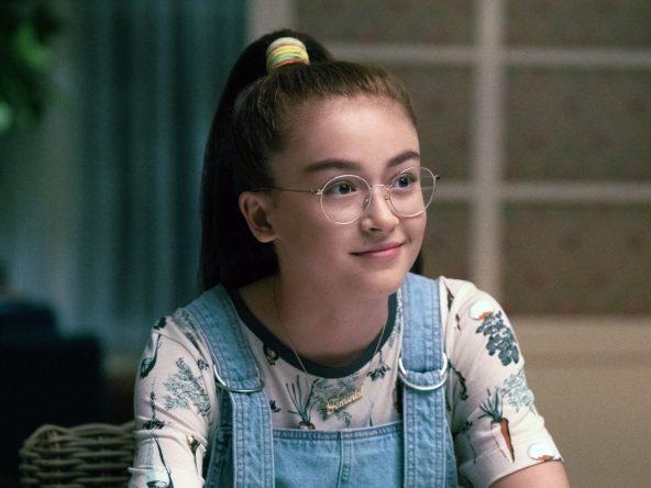 Anna Cathcart retorna como Kitty Song Covey (Netflix / Divulgação)